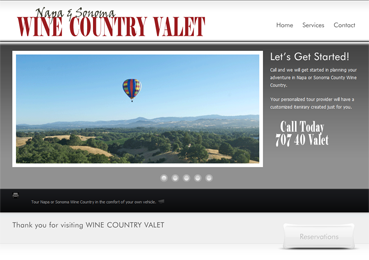Wine Country Valet